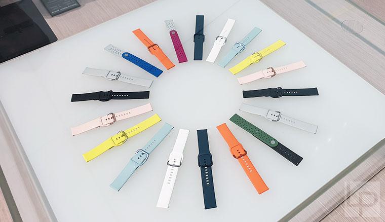 超輕巧的全功能智慧型手錶!三星Galaxy WatchActive動手玩