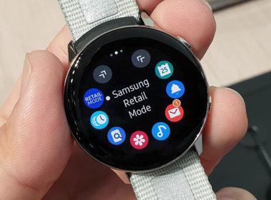 超輕巧的全功能智慧型手錶!三星Galaxy WatchActive動手玩 @LPComment 科技生活雜談