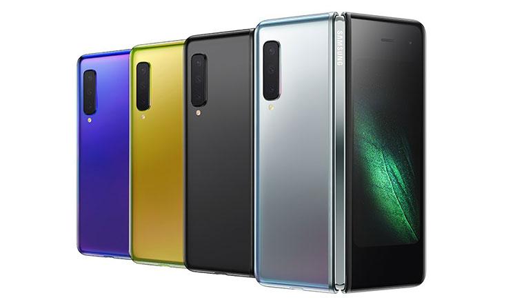 三星宣布摺疊螢幕手機Galaxy Fold取消在台上市計畫、9/6僅在特定市場開賣