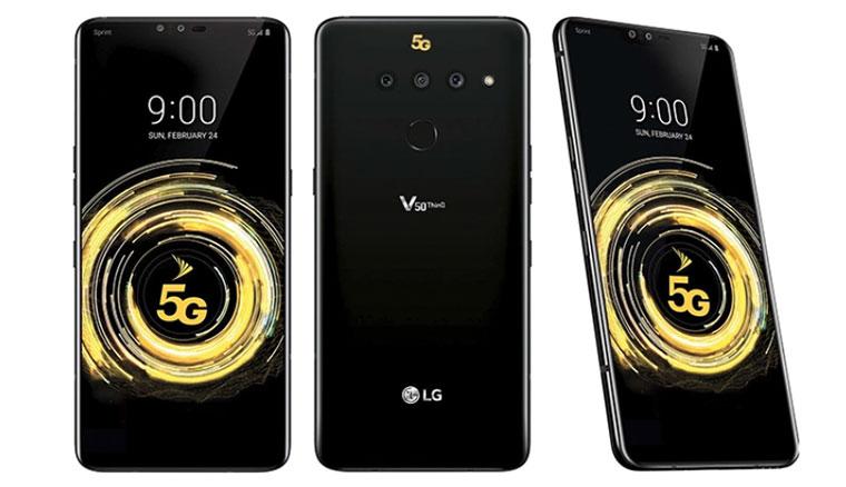 LG發表G8 / G8s ThinQ,及可變身雙螢幕的5G手機V50 ThinQ