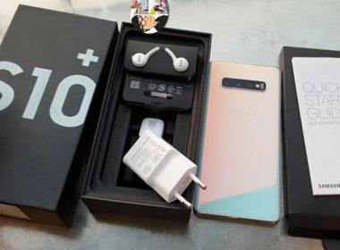 三星旗艦到手!Samsung Galaxy S10+絢光白128GB開箱 @LPComment 科技生活雜談