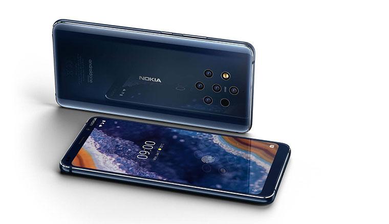 搭載五個蔡司鏡頭的Nokia 9 Pureview正式發表!一起登場的還有一票低階手機與兩個無線充電周邊