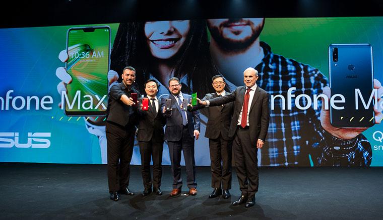 華碩攜手高通於巴西發表QSiP+三鏡頭新機ZenFone Max Shot