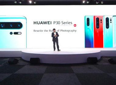 華為P30、P30 Pro年度旗艦手機發表!強調手持拍攝更遠、更清晰影像 @LPComment 科技生活雜談