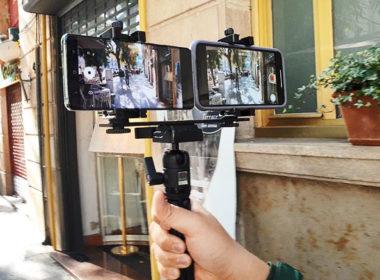 三星Galaxy S10錄影防手震測試與iPhone XS Max比較(同場加映相機實拍) @LPComment 科技生活雜談