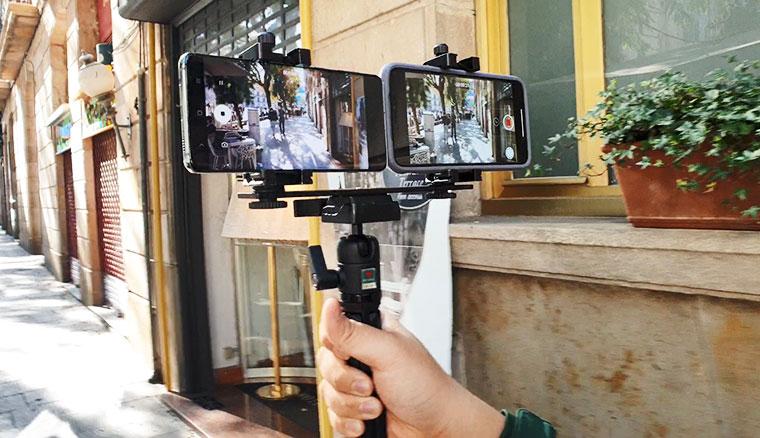 三星Galaxy S10錄影防手震測試與iPhone XS Max比較(同場加映相機實拍)