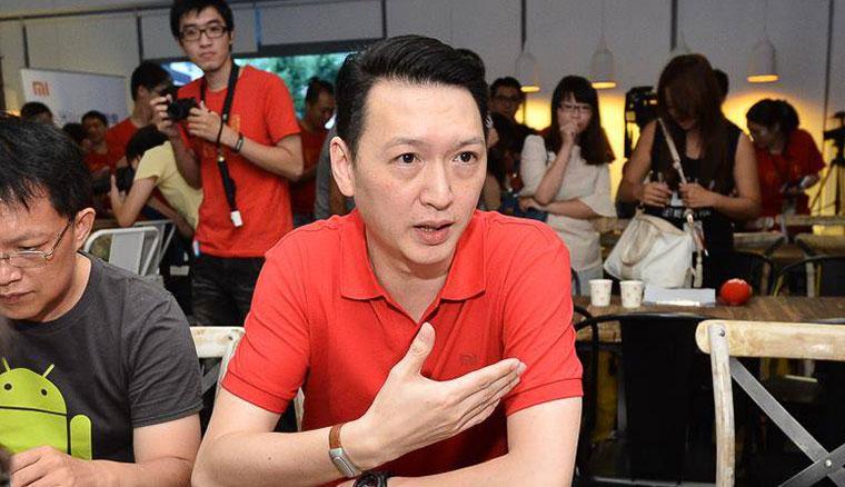 前台灣小米總經理李佳峰確認將於4/1起,接任燦坤總經理