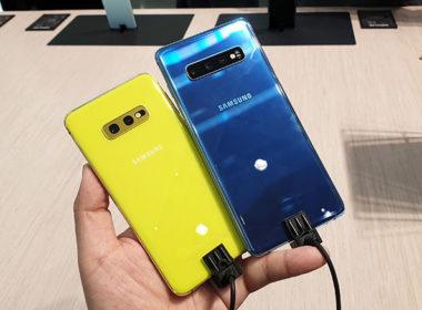 想要嗎?台灣暫時沒有的三星S10 / S10+ / S10e黃、藍色款式動眼看 @LPComment 科技生活雜談