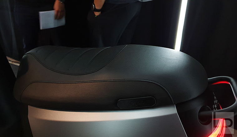 Gogoro 2 Rumble新車發表:針對都會男性設計的個性化風格