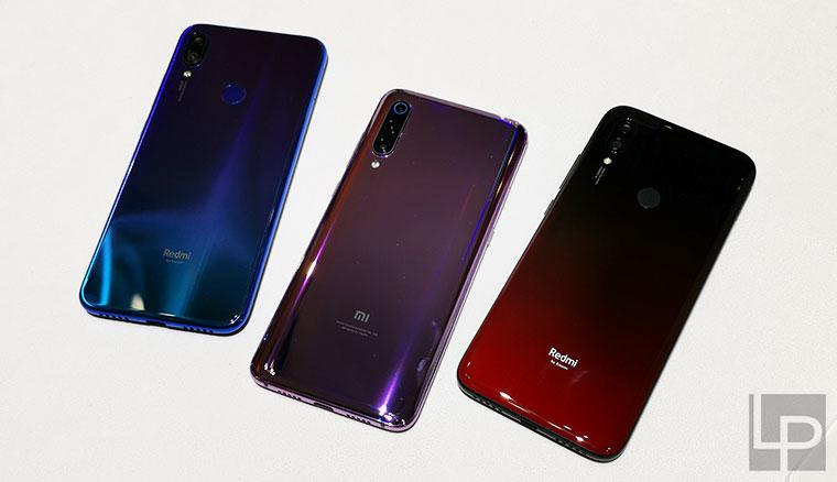 2019米粉節4/2登場!小米9、紅米Note7、紅米7與小米延長線等多款新品首發!