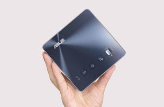 華碩推出微型LED無線投影機ASUS ZenBeam S2,1公尺投射40吋大畫面還能當行動電源 @LPComment 科技生活雜談