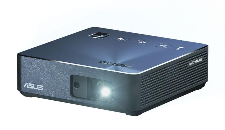 華碩推出微型LED無線投影機ASUS ZenBeam S2,1公尺投射40吋大畫面還能當行動電源
