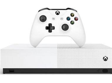 沒有光碟機的Xbox One S全數位版在台推出,售價7980元送三款遊戲 @LPComment 科技生活雜談