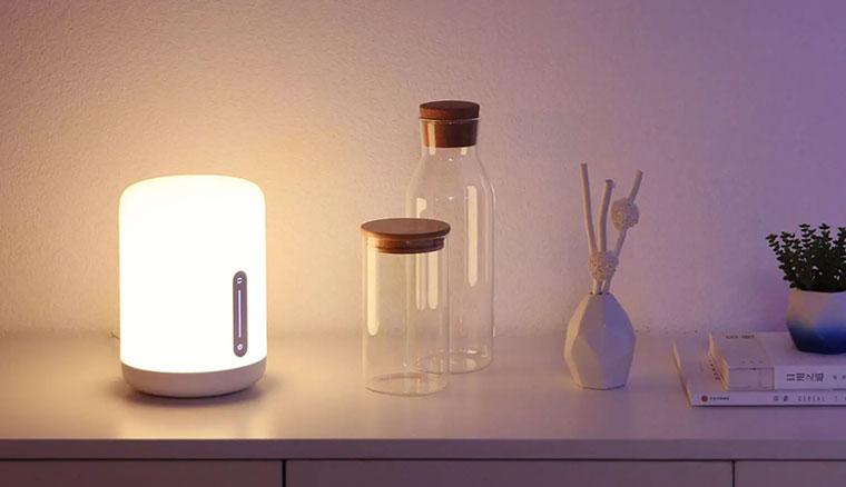 米家床頭燈2在台上市,售價895元支援幻彩燈光與聯網功能