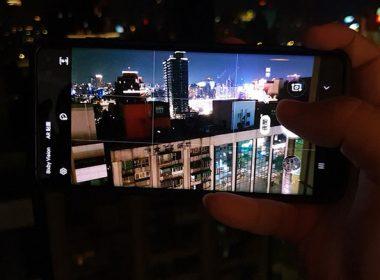 三星Galaxy S10系列「夜景」拍照模式更新釋出,實拍測試! @LPComment 科技生活雜談