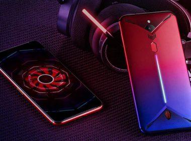 Nubia紅魔手機3發表!內建散熱風扇與獨立遊戲按鍵 @LPComment 科技生活雜談