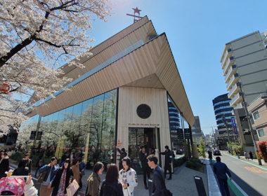 全球最大!日本東京「Starbucks Reserve Roastery 星巴克臻選東京烘焙工坊」!來杯櫻花佐咖啡吧! @LPComment 科技生活雜談
