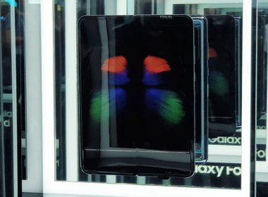 三星摺疊螢幕手機Galaxy Fold將於4/25在台發表 @LPComment 科技生活雜談