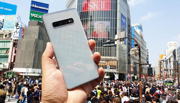 加入超廣角、好照片隨手拍!Samsung Galaxy S10+日本東京實拍