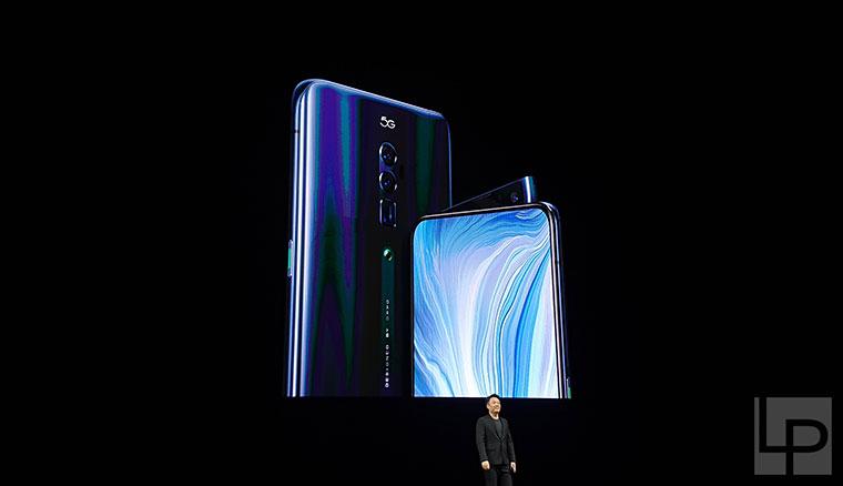 OPPO宣布與瑞士電信攜手,推出5G版本的OPPO Reno手機