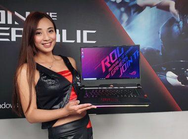ROG全新Strix、Zephyrus西風之神筆電動手玩!全面搭載9代Intel Core i CPU與RTX20系列顯卡 @LPComment 科技生活雜談