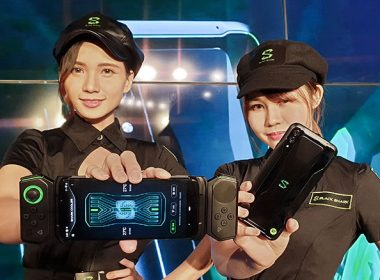 黑鯊2電競手機在台上市,12+256頂規版本五月開賣 @LPComment 科技生活雜談