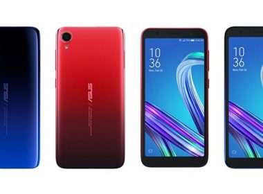 ASUS ZenFone Live L2發表,外型採用漸層色設計 @LPComment 科技生活雜談