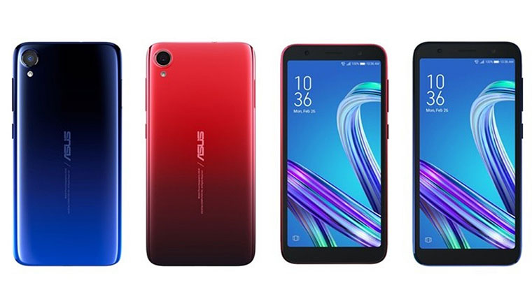 ASUS ZenFone Live L2發表,外型採用漸層色設計