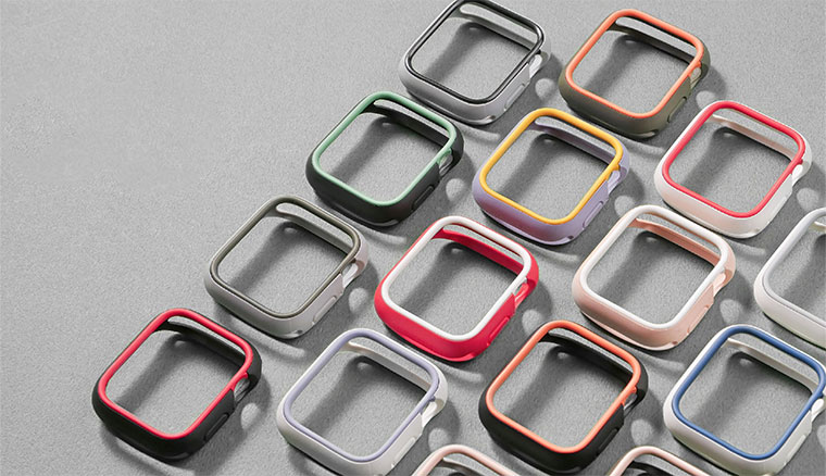 犀牛盾推出Apple Watch專用CrashGaurd NX雙色混搭保護殼