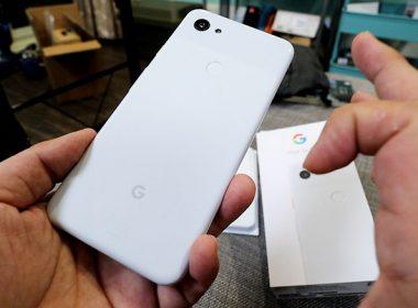Google Pixel 3a XL台版簡單開箱動手玩:流暢度與拍照不因中階而打折 @LPComment 科技生活雜談