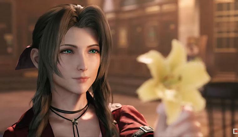 《Final Fantasy VII 重製版》最新影像公開,6月公布更多資訊