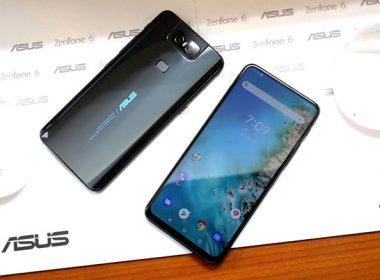 華碩正式發表內建翻轉鏡頭的ASUS ZenFone 6旗艦機 @LPComment 科技生活雜談