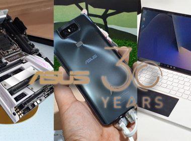 華碩30周年特別版ZenFone 6、ZenBook筆電與PRIME X299動手玩 @LPComment 科技生活雜談