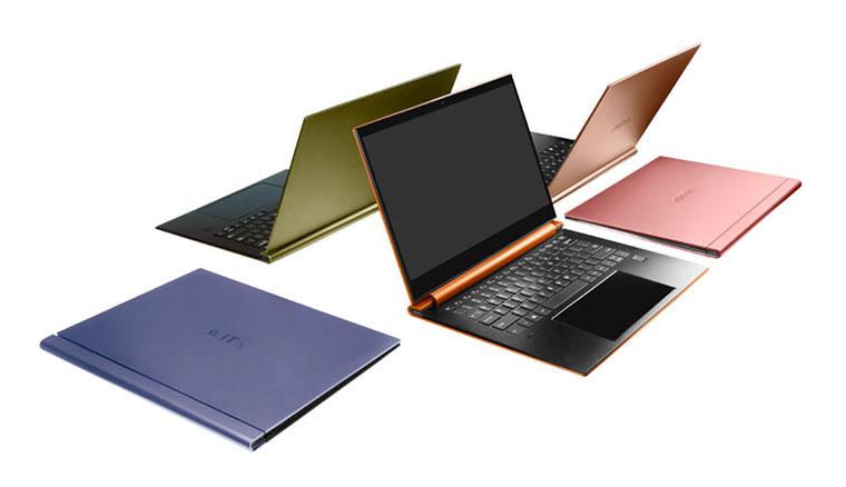 AVITA推出ADMIROR系列輕薄筆電,多彩美型設計並加入4K螢幕規格