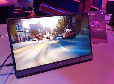 ROG推出STRIX XG17攜帶式電競螢幕,具備240Hz更新率與3ms反應速度 @LPComment 科技生活雜談