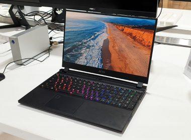 技嘉New AERO 15 OLED電競筆電快速看:漂亮的螢幕與外型、頂級的暴力規格! @LPComment 科技生活雜談