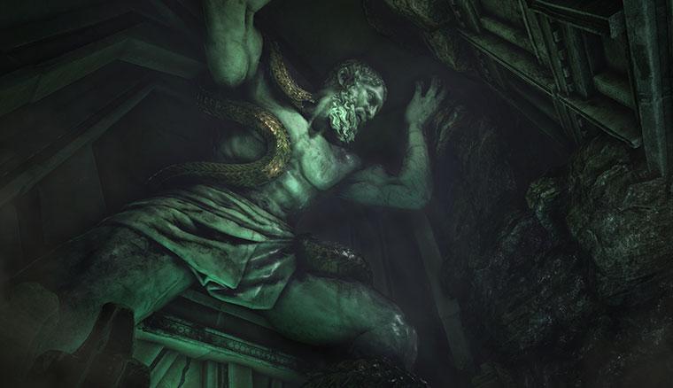喝盛!VR解謎遊戲《密室逃脫-穿越梅杜莎之門》5/17於Viveland推出