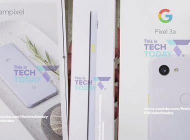 Google Pixel 3a「有點紫」配色曝光,系列手機價格將從399美元起跳 @LPComment 科技生活雜談