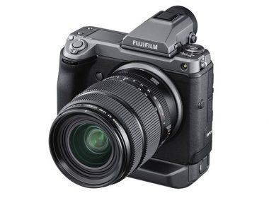 富士正式發表1億像素中片幅無反相機GFX 100 @LPComment 科技生活雜談