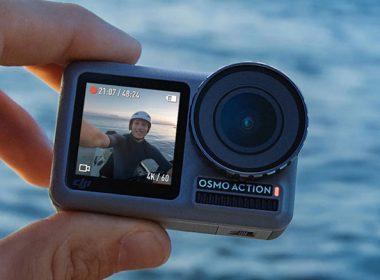 瞄準GoPro!DJI首款運動相機OSMO Action正式發表 @LPComment 科技生活雜談