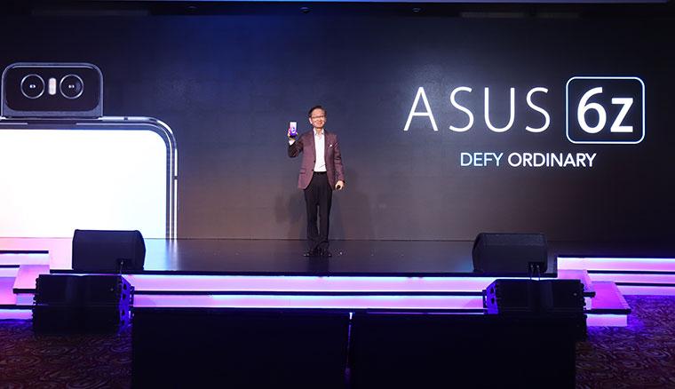 華碩在印度發表ZenFone 6,受侵權事件影響改以ASUS 6Z之名推出
