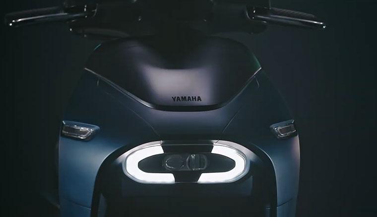 與Gogoro合作的首款電動車YAMAHA EC-05外型公開!預計八月在台開賣