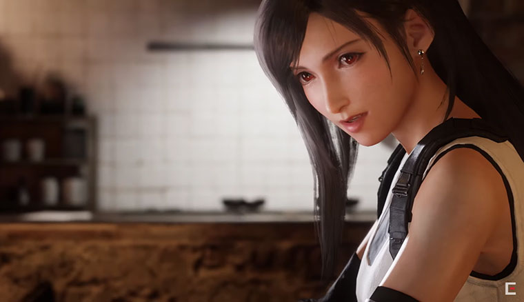 Tifa現身!Final Fantasy VII Remake新影片公布,FF8 Remastered同步公開