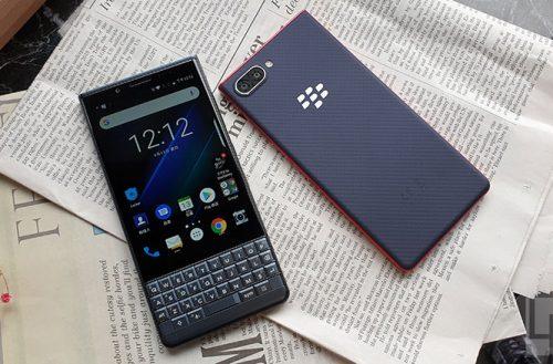 黑莓機BlackBerry Key2 LE快速體驗,超小手機Palm Phone預計Q3在台推出 @LPComment 科技生活雜談
