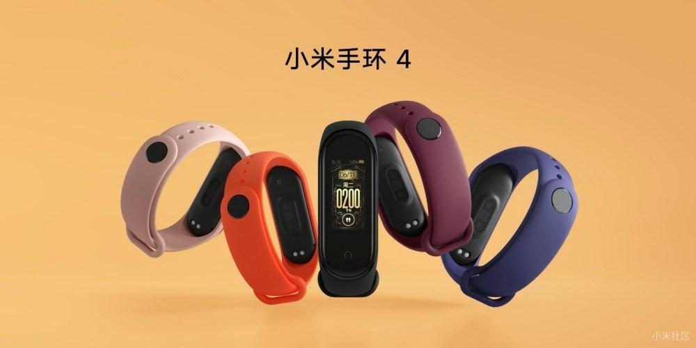 小米手環4與小米9T手機等新品6/25在台發表