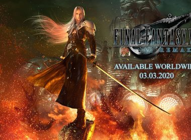Final Fantasy VIIRemake將於2020/3/3全球上市!賽菲羅斯正面亮相 @LPComment 科技生活雜談
