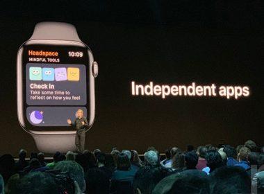 Apple Watch將更獨立!watchOS 6加入專屬App Store與更多實用錶面 @LPComment 科技生活雜談
