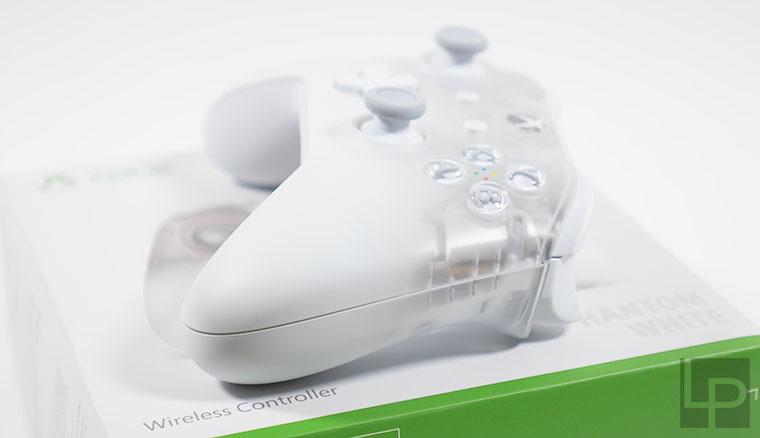 半透明美炸了!Xbox無線控制器Phantom白色特別版開箱