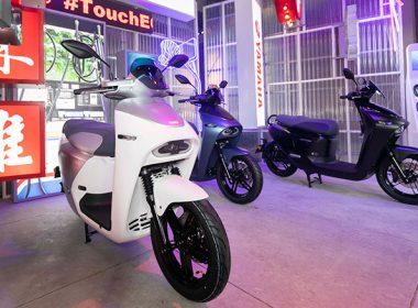 YAMAHA EC-05電動機車正式發表,售價NT$99800(QA整理) @LPComment 科技生活雜談