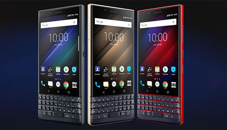 黑莓回歸!BlackBerry Key2 LE 6/10在台上市,售價15800元